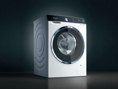 西门子洗衣机和干衣机实现智能衣物护理