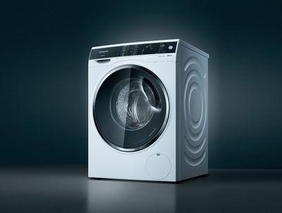 西门子洗涤烘干一体机,完美清洗,完美烘干