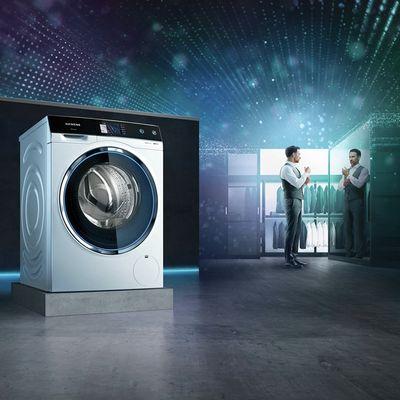 西门子iQ700系列洗衣机